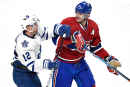 Maple Leafs 0 - Canadien 4 (marque finale)