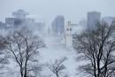 Février 2015: le mois le plus froid en 115 ans