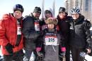 Les Champions du Pentathlon des neiges