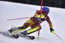 Marie-Michèle Gagnon 7<sup>e</sup> au slalom en Italie