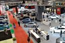 Les amateurs de voitures conviés dès mardi au Centre de foires
