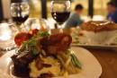 Repas d''affaires: pour un souper sans fausse note.