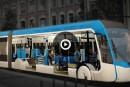 Québec et Lévis visent un service rapide par bus de 38 km