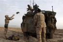 Interdiction de photographier les militaires en exercice