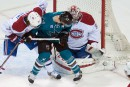 Canadien 0 - Sharks 4 (final)