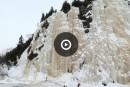 Ère de glace à Rivière-du-Loup