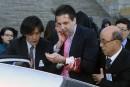 L'ambassadeur américain en Corée du Sud attaqué