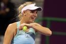 Caroline Wozniacki enquarts de finale en Malaisie