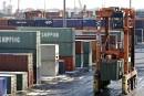 Repli du déficit commercial aux États-Unis