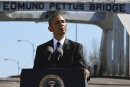 Obama à Selma: la marche contre la discrimination raciale continue