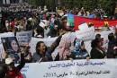Maroc: près de 10 000 manifestants appellent à la parité homme-femme