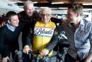 La communauté du cyclisme rend hommage à Jean-Yves Labonté