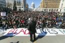 Noir tué par un policier: 4e jour de manifs dans le Wisconsin