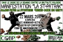 Un groupe anarchiste s'invite à la Saint-Patrick