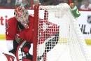 La pression est sur les Bruins, dit Craig Anderson