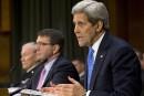Kerry réclame un mandat clair du Congrès pour faire la guerre à l'EI