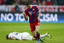 Le Bayern éjecte Donetsk 7-0 et accède aux quarts