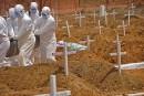 L'Ebola a tué plus de 10000 personnes