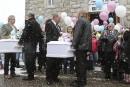 Jour de deuil à Gracefield