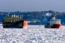 Contrats de construction et de réparation de navires: les libéraux se contentent de peu, déplore le PQ