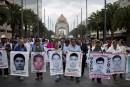 Mexique: Les parents des 43 étudiants disparus se rendent aux États-Unis