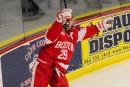 Desbiens remporte le duel de Québécoises dans la NCAA