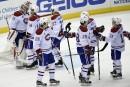 Le Canadien défait les Islanders 3-1