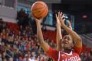 Basketball féminin: grand jour pour une grande joueuse