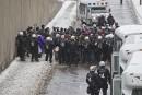 Manifestation contre la brutalité policière: 94 contraventions
