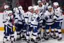 La victoire du Lightning à Montréal aura coûté cher