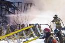 Incendie à St-Élie: une défaillance électrique en cause