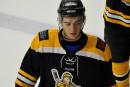Agression au hockey: Marc-Antoine Boucher a conservé des séquelles
