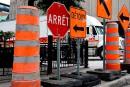 131 travaux routiers pour 2015-2017 dans la région de Québec