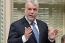 Le gouvernement Couillard s'inquiète du projet de loi C-51
