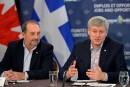 Armes à feu:Lebel à la défense de Harper