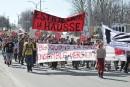 Grèves étudiantes: une reprise du printemps 2012?