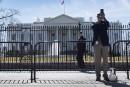 Incident à la Maison-Blanche avec des agents du Secret Service: des images effacées