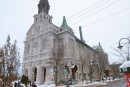 Une «corvée» entrepreneuriale pour sauver l'église Saint-Jean-Baptiste