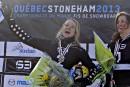 Dominique Maltais veut ramener la Coupe du monde de <em>snowboardcross</em> à Québec
