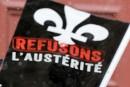 3000 étudiants de l'Université Laval en grève