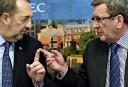 Le courant passe bien entre le maire de Québec, Régis... | 23 mars 2015