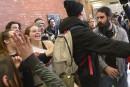 Première journée de grève à l'Université Laval sur fond de tensions