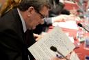 Demandes «parcimonieuses» de Labeaume envers le budget provincial