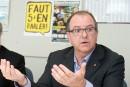 CSRS: le directeur général Michel Bernard démissionne
