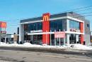 Le McDonald's de Charlesbourg renaît de ses cendres