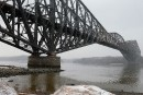 Peinture du pont de Québec: la facture passe du simple au double