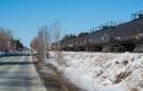 Trains stationnés à Deauville: CMQ Railway cherche des solutions