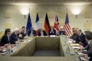 Nucléaire iranien: un compromis s'esquisse et fâche Nétanyahou