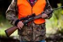 Armes d'épaule: un registre mettrait la chasse en péril, croit la Fédération