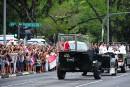 Singapour rend un dernier hommage à son fondateur Lee Kuan Yew